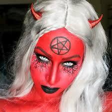20 devil makeup ideas for women