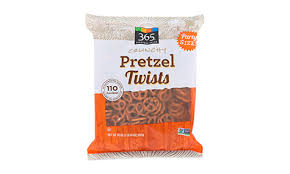 we proudly present an all time clic when it es to snacking pretzel twists to reach the pinnacle of pretzel making we start with wheat flour