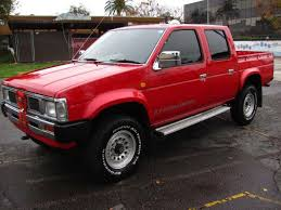 Nice Spec & Condition: JDM 1990 Nissan Turbodiesel 4×4 Pick-Up ...