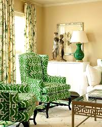 green living room chair. innovative ideas green living room chairs bold design shades of a verdant spring decorating palette chair