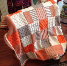 Knitted squares patterns &  Adamdwight.com