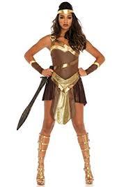 amazon warrior cosplay.  Cosplay Leg Avenue Womenu0027s Golden Gladiator Warrior Costume Brown Small Intended Amazon Cosplay R