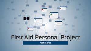 First Aid Personal Project by Adam Wenzel