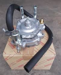 TOYOTA forklift 4Y engine LPG regulator 23500-UB020 genuine new!!