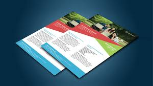 How To Design A Flyer In Photoshop Photoshop Tutorial Corporate Flyer Design In Adobe Photoshop Cs6