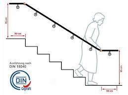 Sie können auch zwischen modern, zeitgenössisch, und traditionell kabel treppe handlauf wählen. Din 18065 Treppen Gelander Handlauf Treppauf