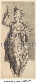 Minerva. Artist: Bartholomeus Spranger (Netherlandish, Antwerp ...