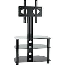 tv wall mount in series 3 shelf av stand with flat p tv wall