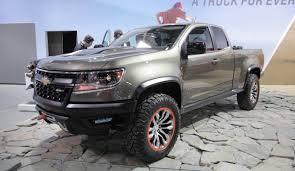 Chevrolet Colorado ZR2 - 2014 LA Auto Show - YouTube