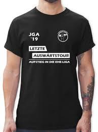 Jga 2019 Letzte Auswärtstour Bräutigam Shirts Mehr Shirtracer