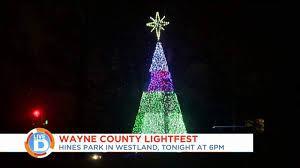 Hines Park Michigan Christmas Lights Hines Park Christmas Lights