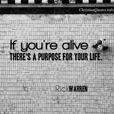 Christian Quotes On Purpose Best of Rick Warren Quote Purpose For Your Life For More Christian And