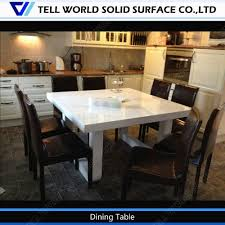 Marble Kitchen Table For Artificial Marble Dining Table Artificial Marble Dining Table