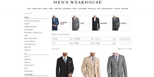 Men S Wearhouse Size Chart How To Buy A Suit Online 1 Guide To Buy Best Suits Online