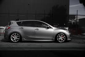2010 Mazda 3 Mazdaspeed 3 1/4 mile Drag Racing timeslip specs 0-60 ...