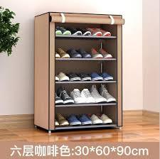 shoe rack pp plastic spray iron over the door hanging shoes organizer storage holder closet box
