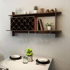 wine racks for home. Interesting For Goplus Wall Mount Wine Rack Organizer With Glass Holder U0026 Storage Shelf Home  Decor New HW57400BK Racks For S