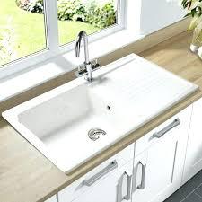 drop in porcelain kitchen sink white porcelain kitchen sinks s white porcelain kitchen sinks drop in