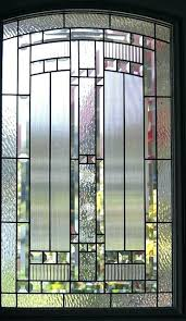 front door glass insert stained windows in my entry inserts canada f