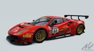 Ferrari 488 Gt3 R Ferri Motorsport 2017 Racedepartment