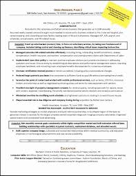 Property Manager Resume Examples Elegant 51 Lovely Construction