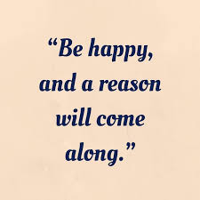 Be Happy Quotes