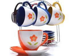 Купить <b>чайный</b> набор <b>Loraine</b> LR 27326 <b>13</b> пр. по цене от 886 ...