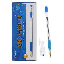"""Цена на <b>Ручка шариковая</b> 1,0 мм синяя """"MC Gold"""" <b>MunHwa</b> в ..."""