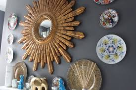 image of decorative plates for walls decoration