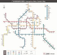 Phoenix Light Rail Stops Map Guangzhou Subway Metro