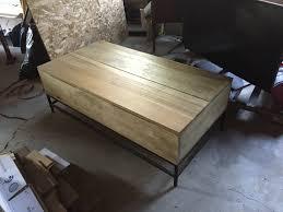 diy furniture west elm knock. Diy Furniture West Elm Knock. Exellent Knock Off Coffee Table And