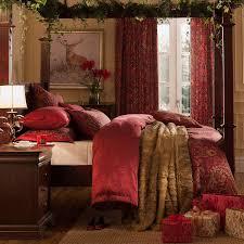 Dorma Red Marianna Duvet Cover Set   Dunelm   Christmas decor ... & Dorma Red Marianna Duvet Cover Set   Dunelm Adamdwight.com