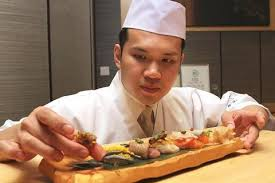 Sushi Cook Singapore Based Sushi Chef Is Second In Global Contest