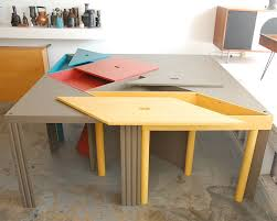 Tangram Modular Dining Table By Massimo Morozzi At 40stdibs Custom Modular Dining Room