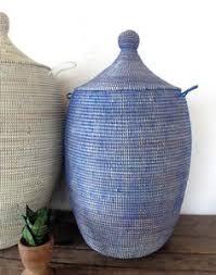 Senegal Laundry Basket