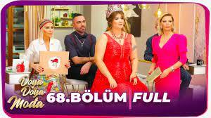 Tv8 - Doya Doya Moda 68. Bölüm   26.02.2020  