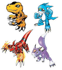 Digimon Armor Evolution Chart Digimon Creature Digimonwiki Fandom