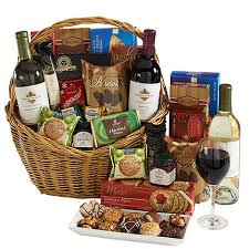 wine and cheese gift baskets with fine wine gourmet cheese ers cookies and