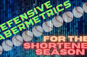 Finding the Hot Hand: Defensive Sabermetrics for the Shortened Season -  Gusata