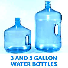 3 gallon glass containers 1 container water bottle dispenser with spigot