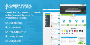 Search Images Online Career Portal Online Job Search Script By Ecreativesol Codecanyon