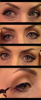 32 best makeup tips for deep set eyes perfect winged eyeliner for deep set
