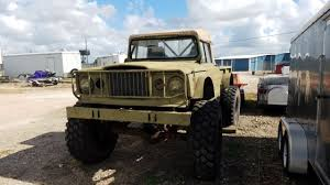 1968 kaiser m715 jeep project rockwell axle 4 wheel disc brakes prevnext