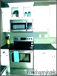 microwave menards microwave in built ovens cost