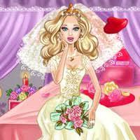 barbie wedding room