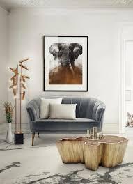 Metal Living Room Furniture 2017 Trends Metal Madness