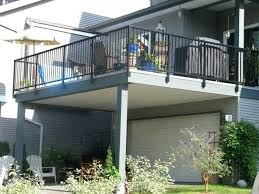 raised concrete deck concrete a deck designs ideas for raised raised concrete deck ideas raised concrete