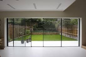 modern sliding glass patio doors. Plain Modern Bi Parting Minimal Windows Used As Modern Patio Doors In London By IQ Glass Inside Modern Sliding Glass Patio Doors A