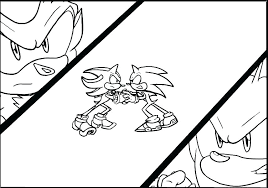 Best Of Sonic The Hedgehog Coloring Pages To Print For Sonic The