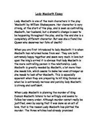 essay about lady macbeth essay about lady macbeth siol ip essay essay about lady macbeth gxart orglady macbeth essays